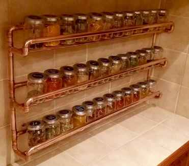 Easy diy pipe shelves ideas on a budget (34)