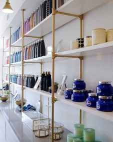Easy diy pipe shelves ideas on a budget (54)
