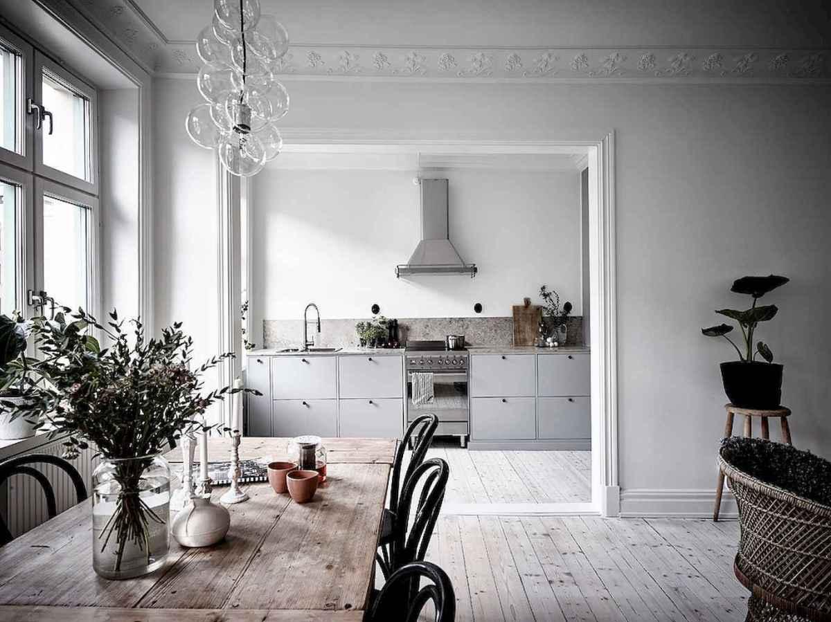 Elegant scandinavian interior decorating ideas for small spaces (15)