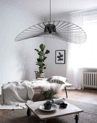 Elegant scandinavian interior decorating ideas for small spaces (20)