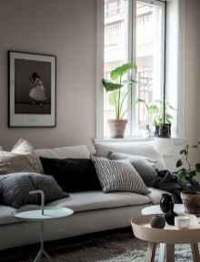 Elegant scandinavian interior decorating ideas for small spaces (26)