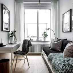 Elegant scandinavian interior decorating ideas for small spaces (51)