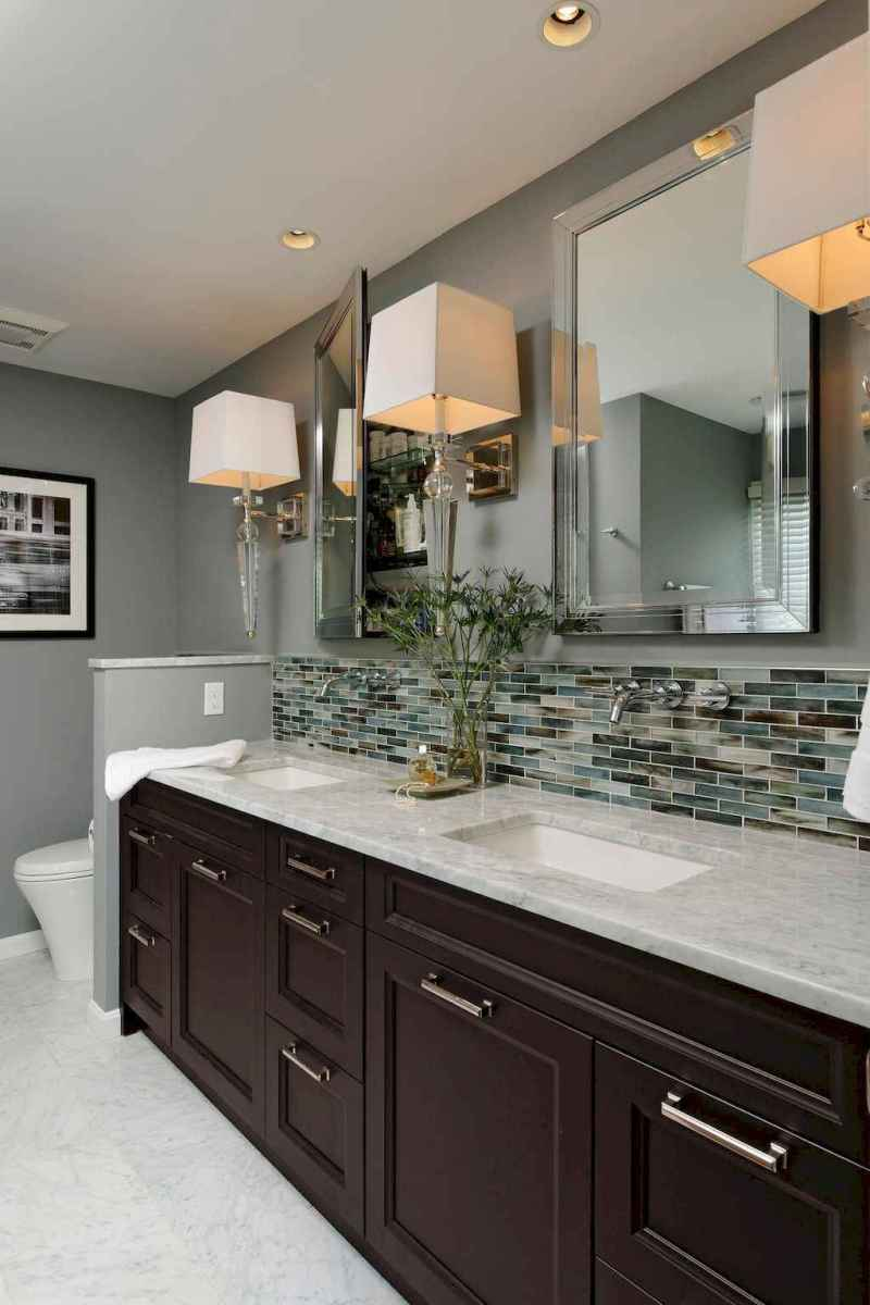 Gorgeous small bathroom vanities design ideas (17)