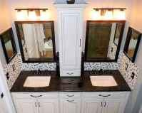 Gorgeous small bathroom vanities design ideas (22)