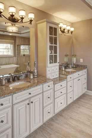 Gorgeous small bathroom vanities design ideas (27)