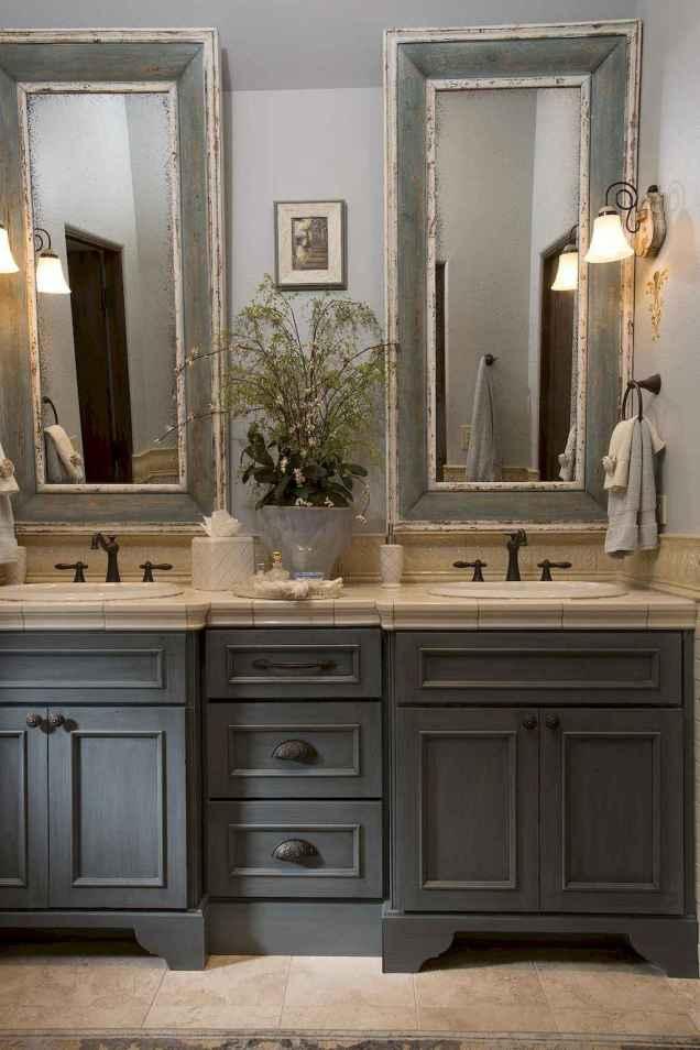 Gorgeous small bathroom vanities design ideas (29)