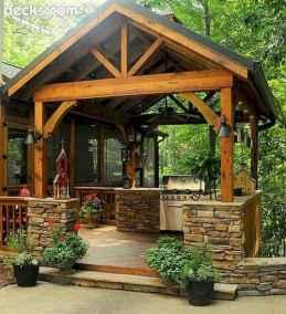 Incredible wood backyard pavilion design ideas outdoor (1)