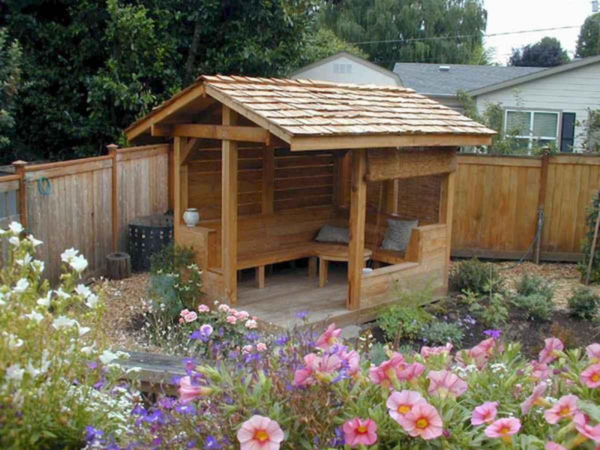 Incredible wood backyard pavilion design ideas outdoor (17)