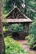 Incredible wood backyard pavilion design ideas outdoor (20)