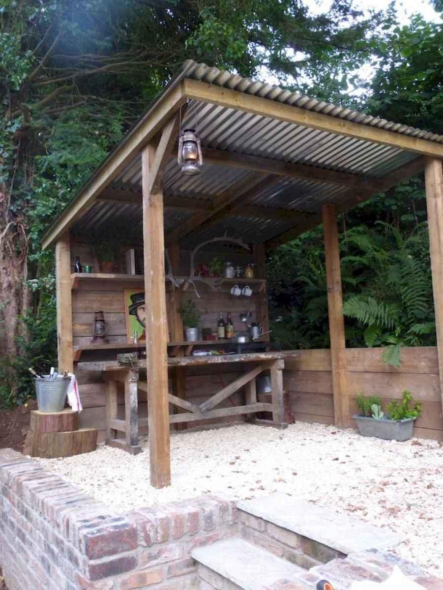 Incredible wood backyard pavilion design ideas outdoor (47)