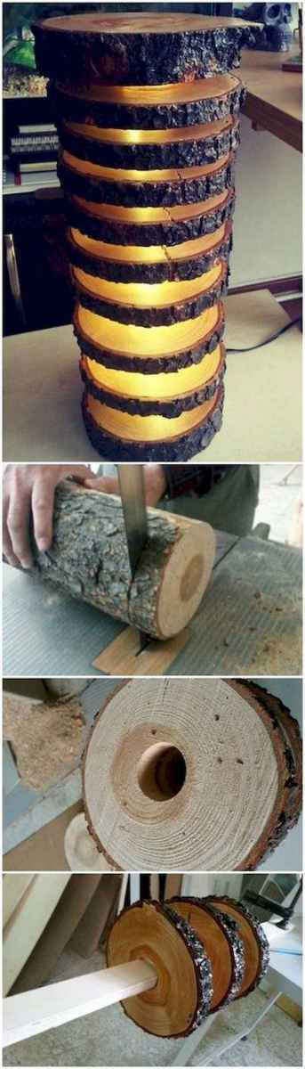 Incredible woodworking ideas to decor your home (15)