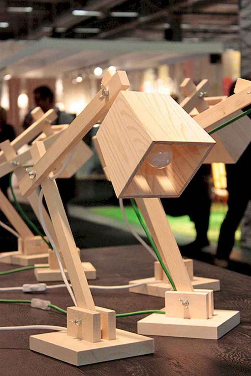 Incredible woodworking ideas to decor your home (17)