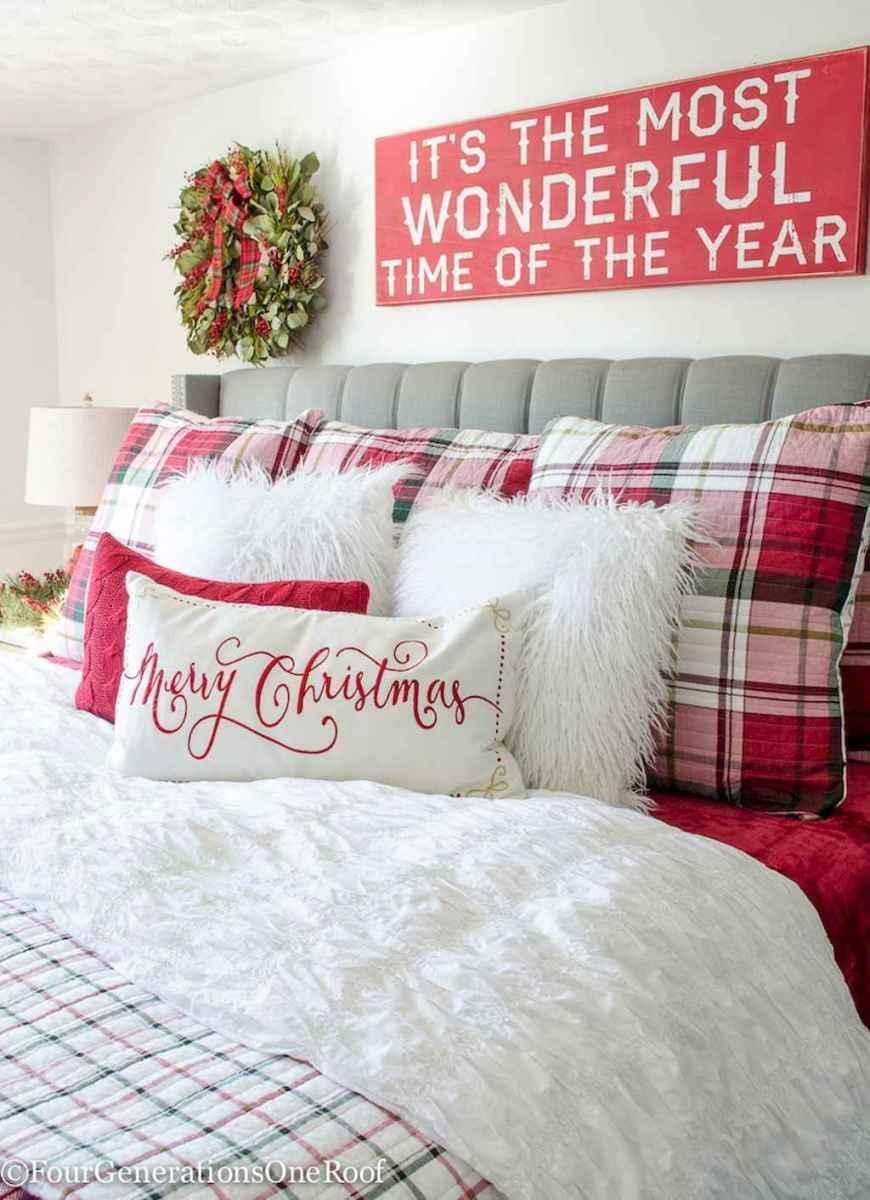 Inspiring modern farmhouse bedroom decor ideas (23)