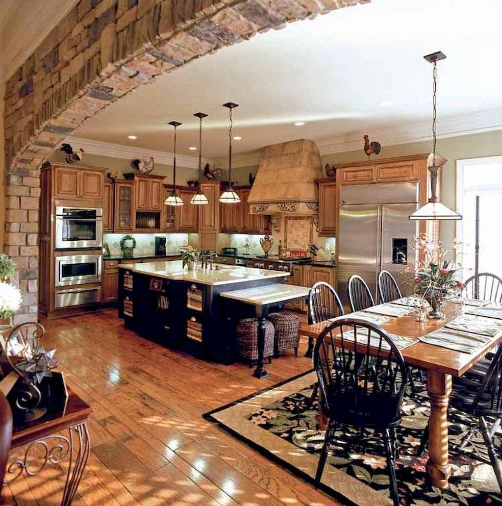 Modern & functional kitchen layout ideas (58)