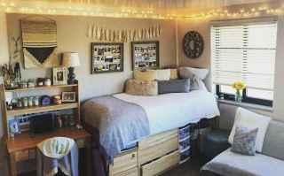 Most efficient dorm room ideas organization (10)