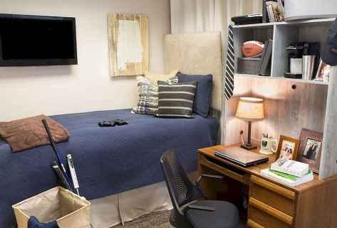 Most efficient dorm room ideas organization (22)