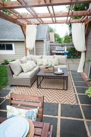 Small patio garden design ideas backyard (1)