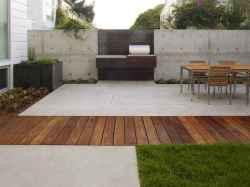 Small patio garden design ideas backyard (10)