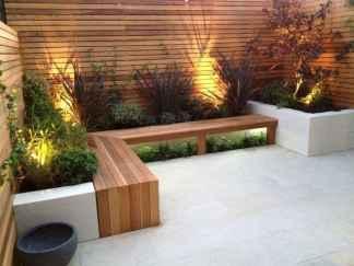 Small patio garden design ideas backyard (28)