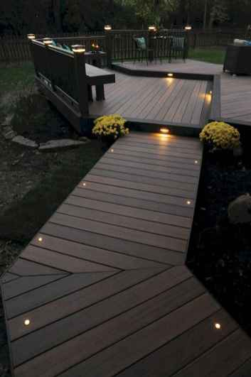Small patio garden design ideas backyard (5)