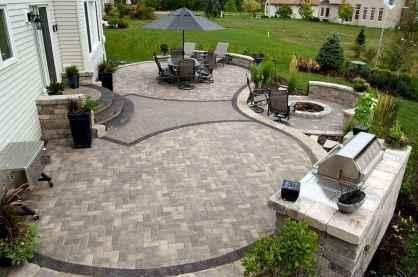 Small patio garden design ideas backyard (6)