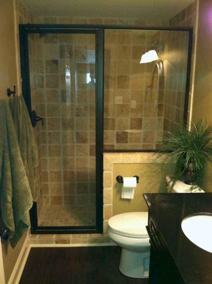 75 efficient small bathroom remodel design ideas (20)
