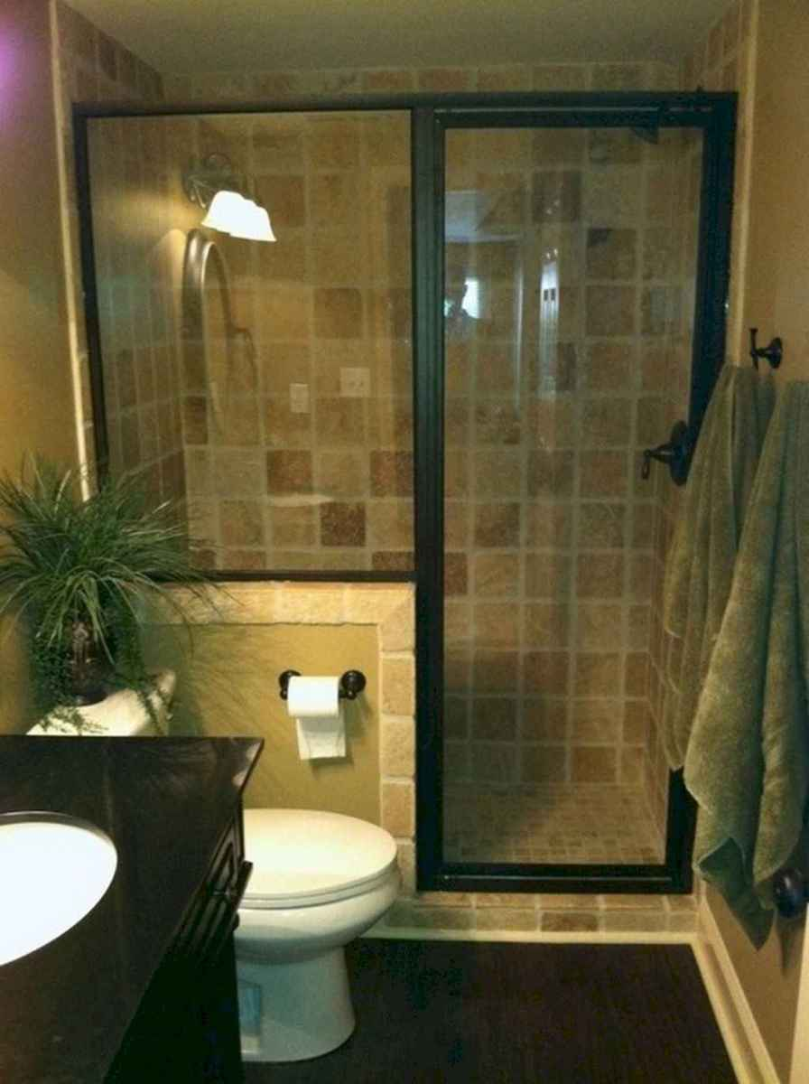 75 efficient small bathroom remodel design ideas (66)