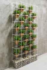 Adorable diy container herb garden design ideas (21)