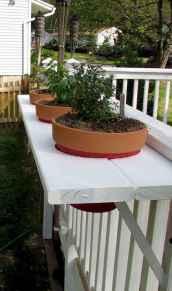 Adorable diy container herb garden design ideas (7)
