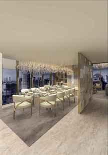 Minimalist dining room decorating ideas (5)