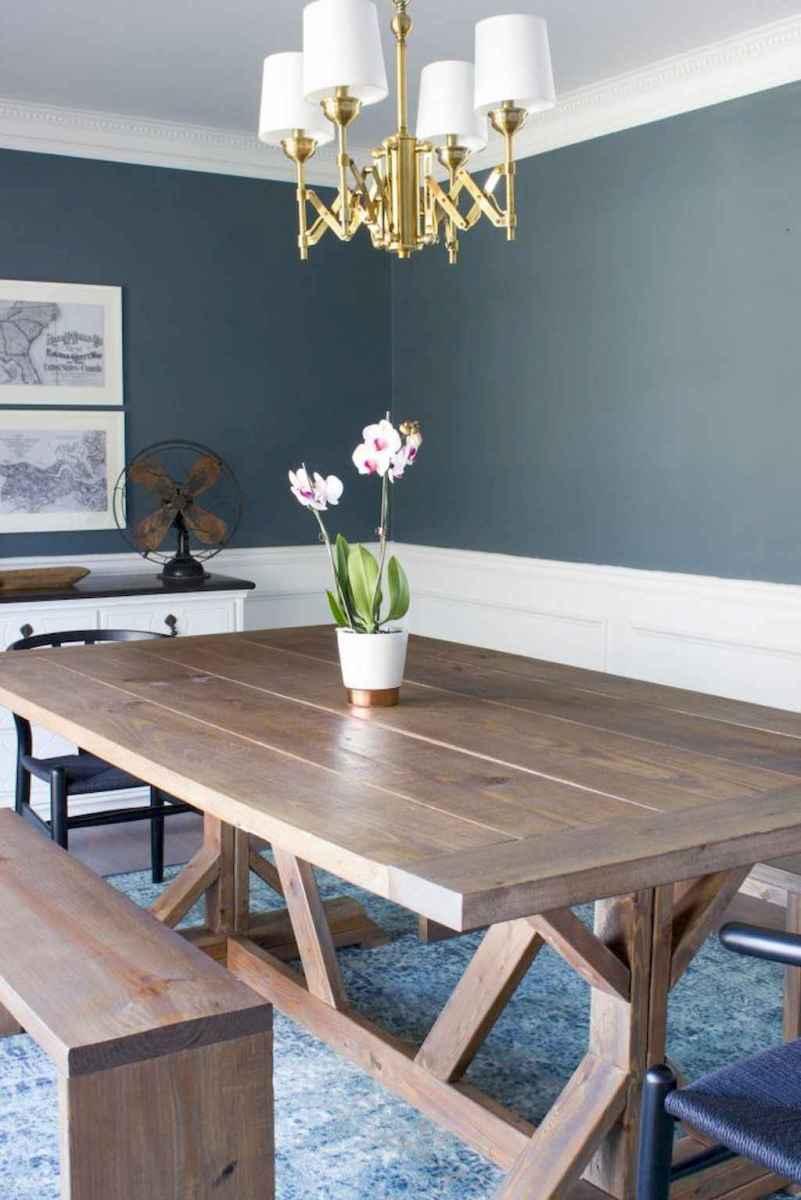 Modern farmhouse dining room decor ideas (17)