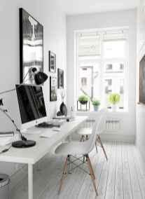 Simple home office decor ideas for men (12)