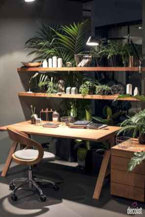 Simple home office decor ideas for men (32)