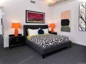0059 luxurious bed linens color schemes ideas