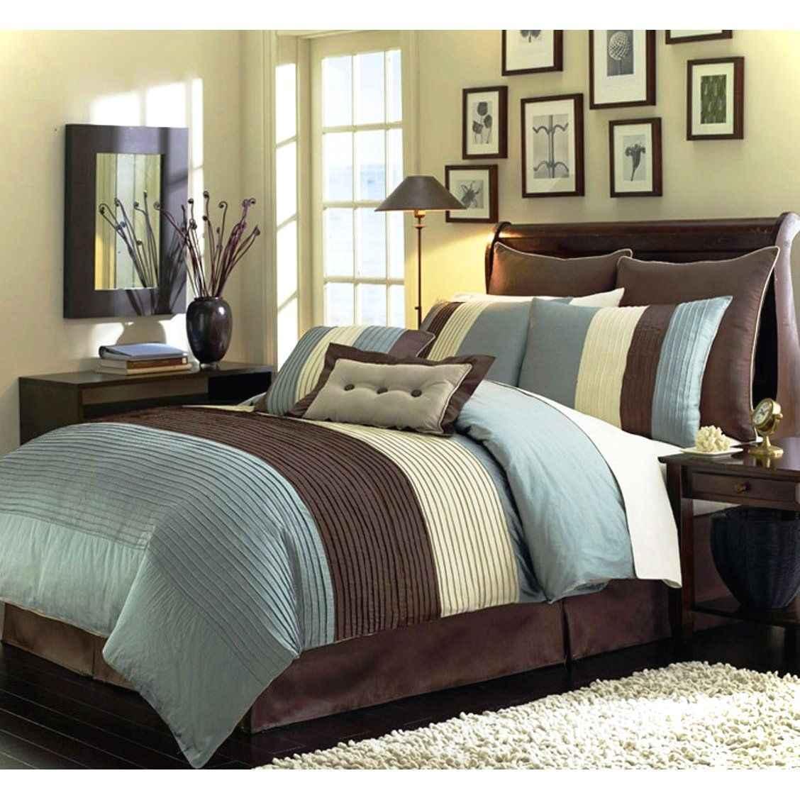 0077 luxurious bed linens color schemes ideas