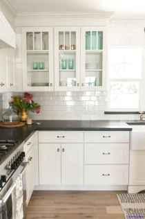 020 luxury black and white kitchen design ideas
