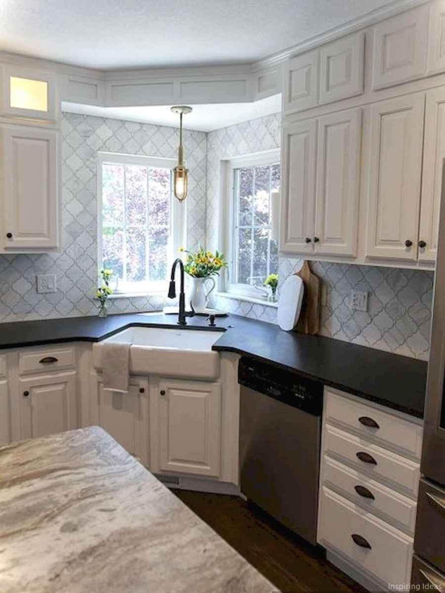 029 awesome modern farmhouse kitchen cabinets ideas