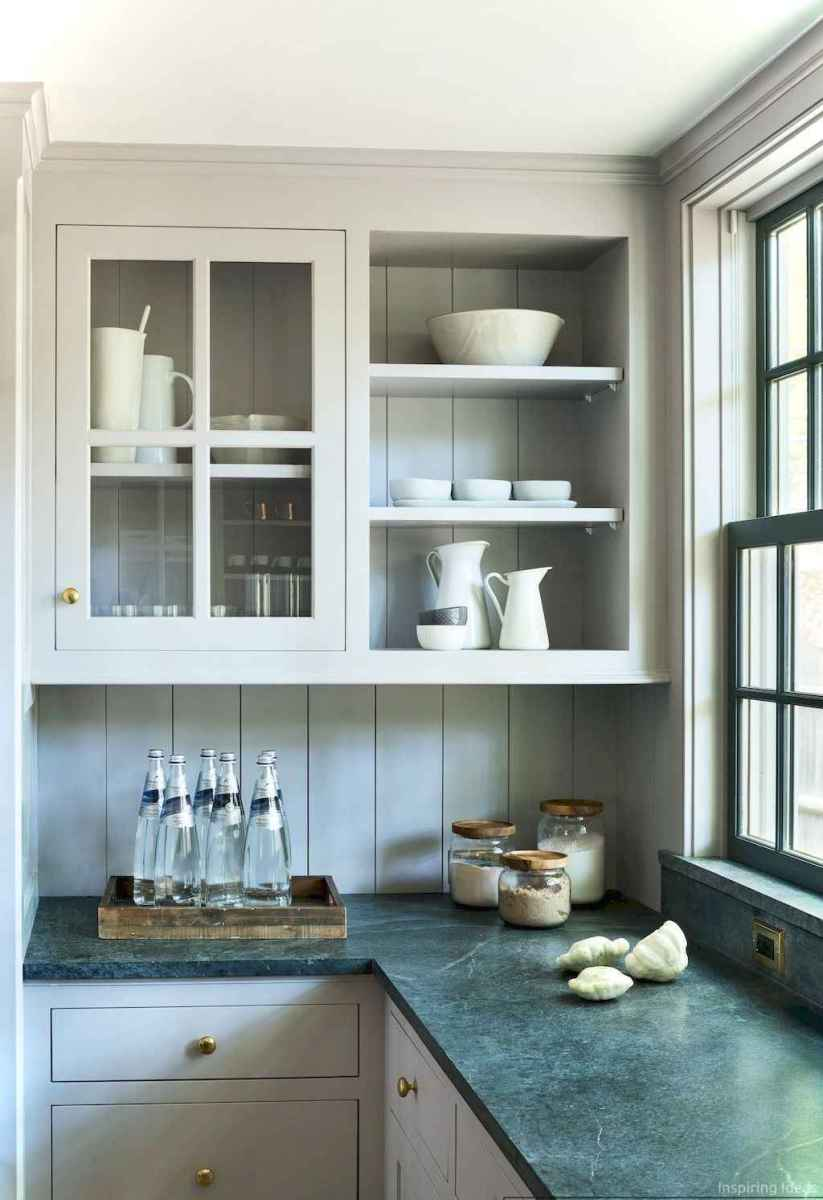 034 awesome modern farmhouse kitchen cabinets ideas