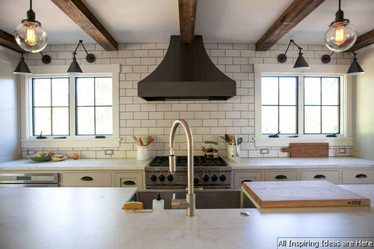 04 chic modern farmhouse kitchen decor ideas