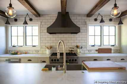 04 chic modern farmhouse kitchen decor ideas