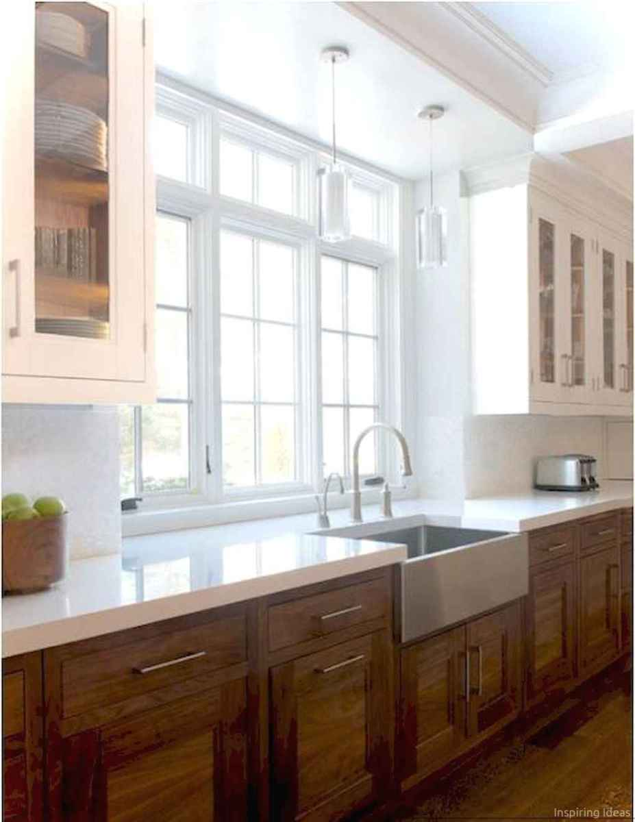 052 awesome modern farmhouse kitchen cabinets ideas