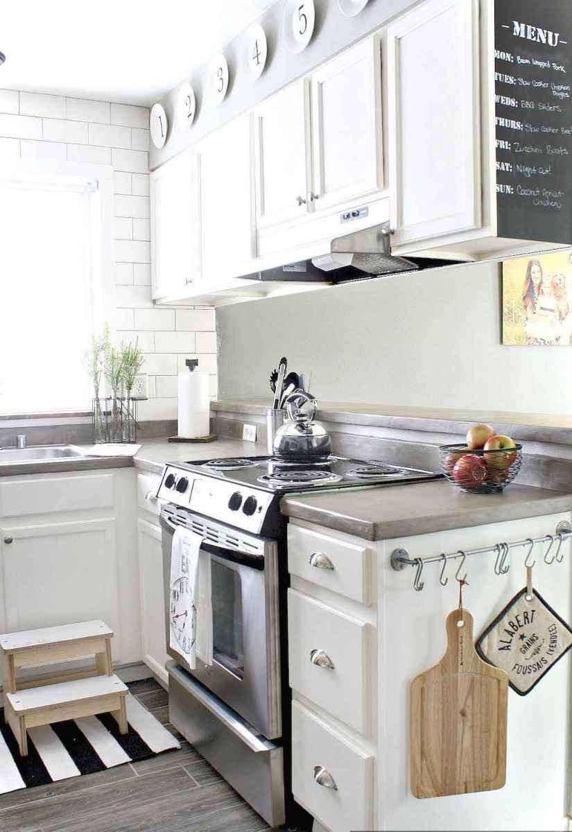 056 awesome modern farmhouse kitchen cabinets ideas