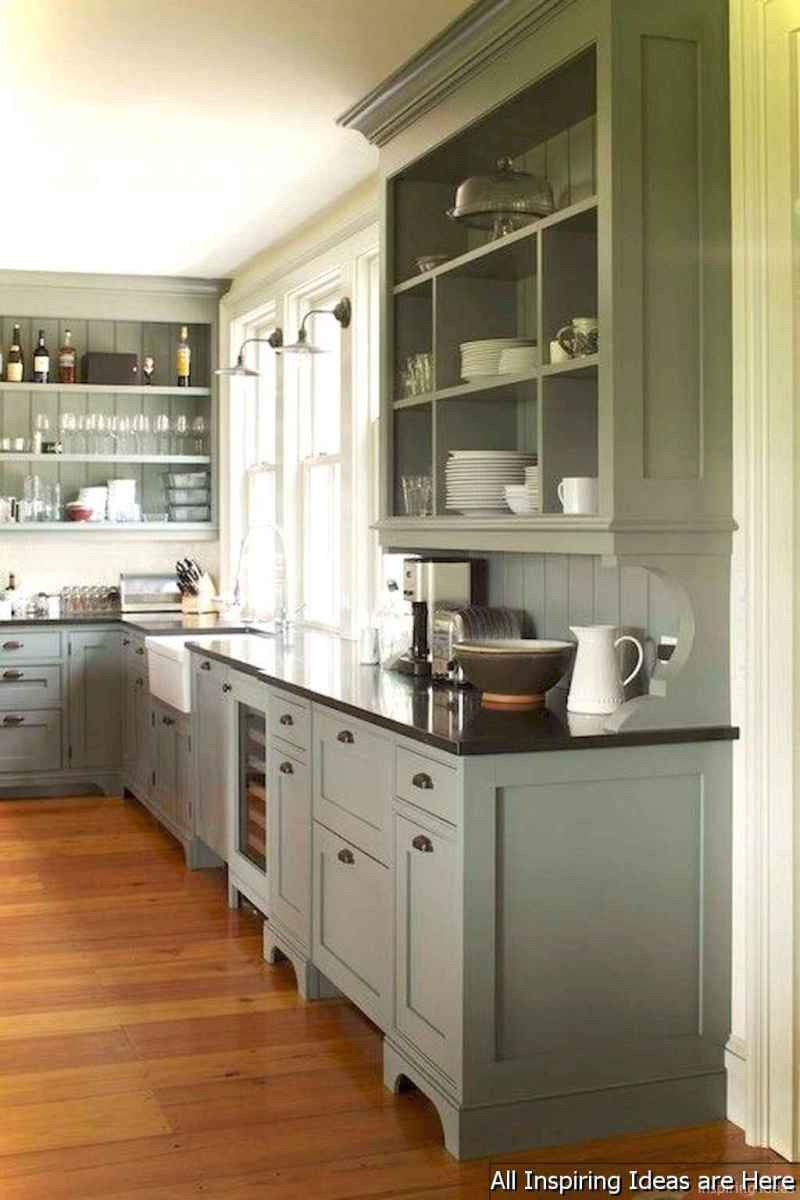 074 awesome modern farmhouse kitchen cabinets ideas