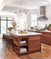 075 awesome modern farmhouse kitchen cabinets ideas