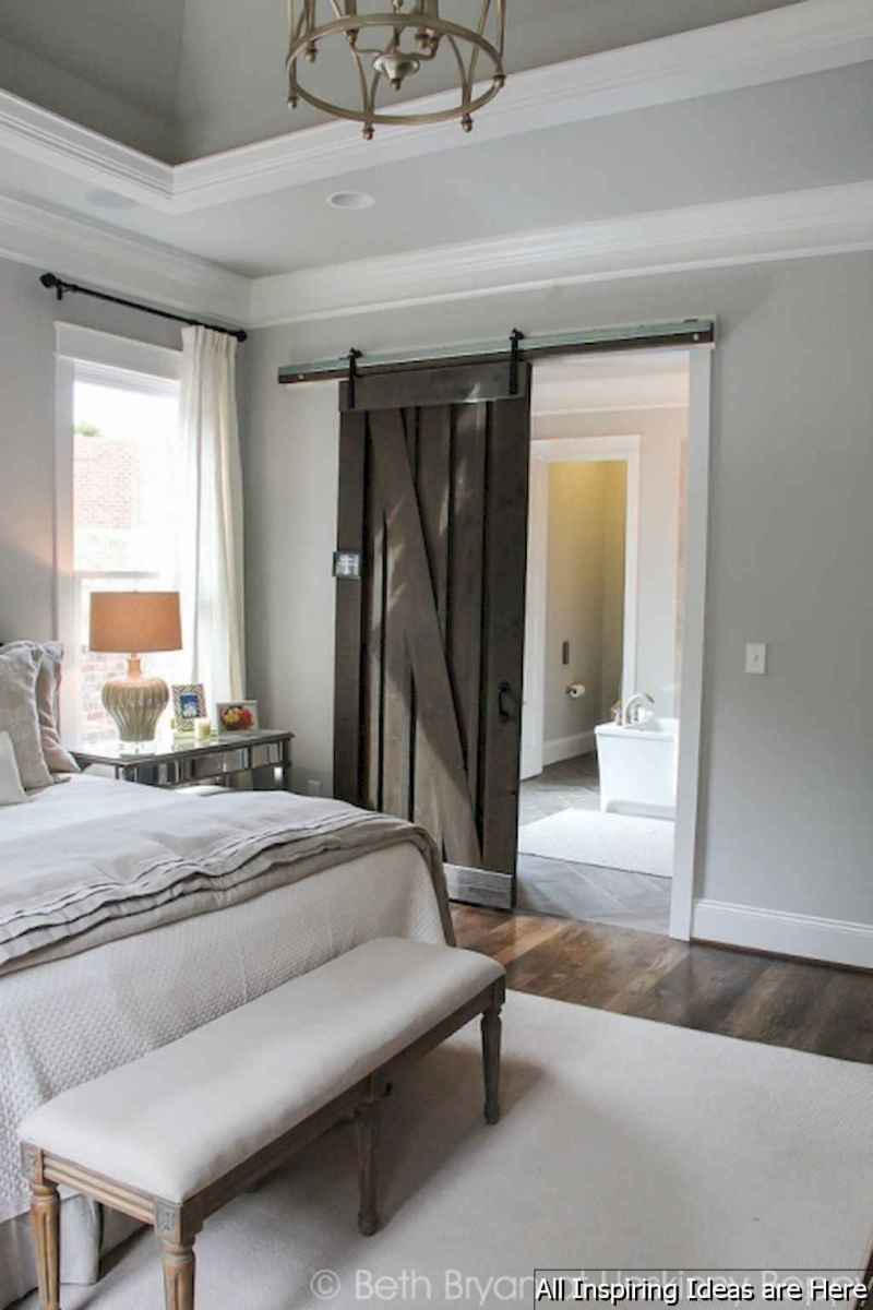 29 beautiful modern farmhouse bedroom master suite ideas