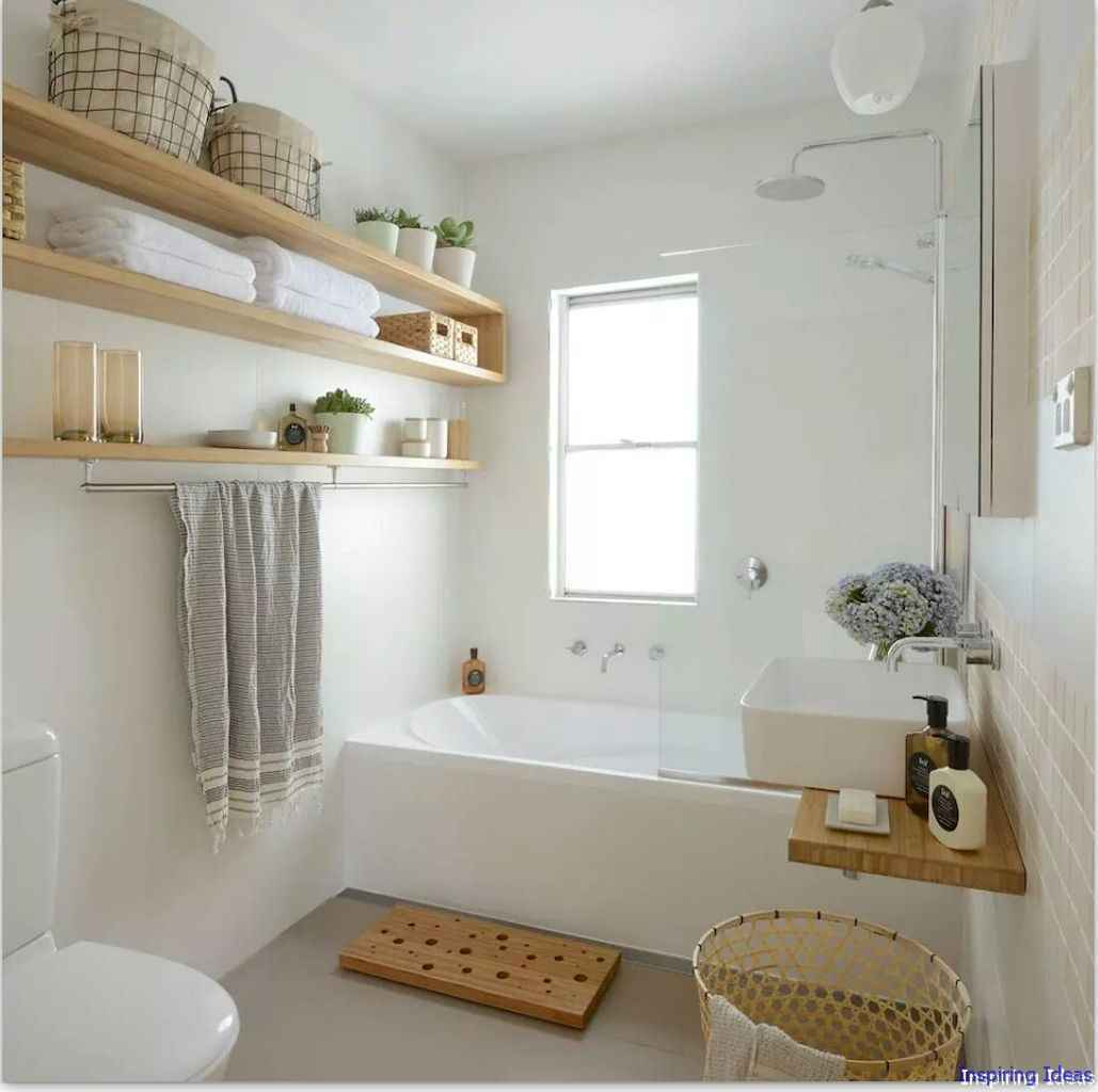 42 clever small bathroom design ideas