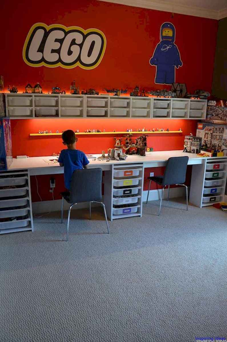 Amazing dreamed playroom ideas 33