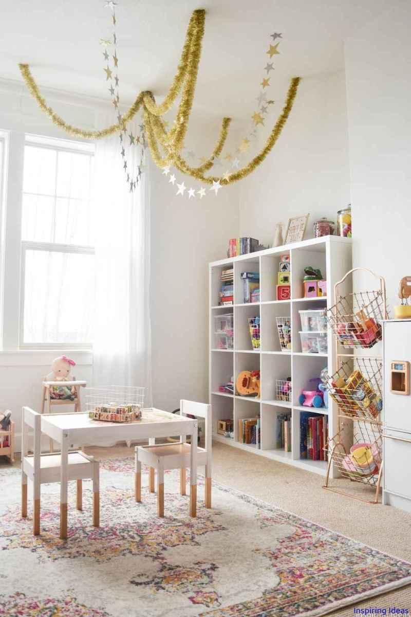 Amazing dreamed playroom ideas 38