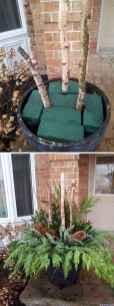 Beautiful 41 christmas porch decor ideas