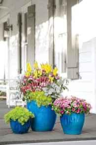 Best summer container garden ideas 18